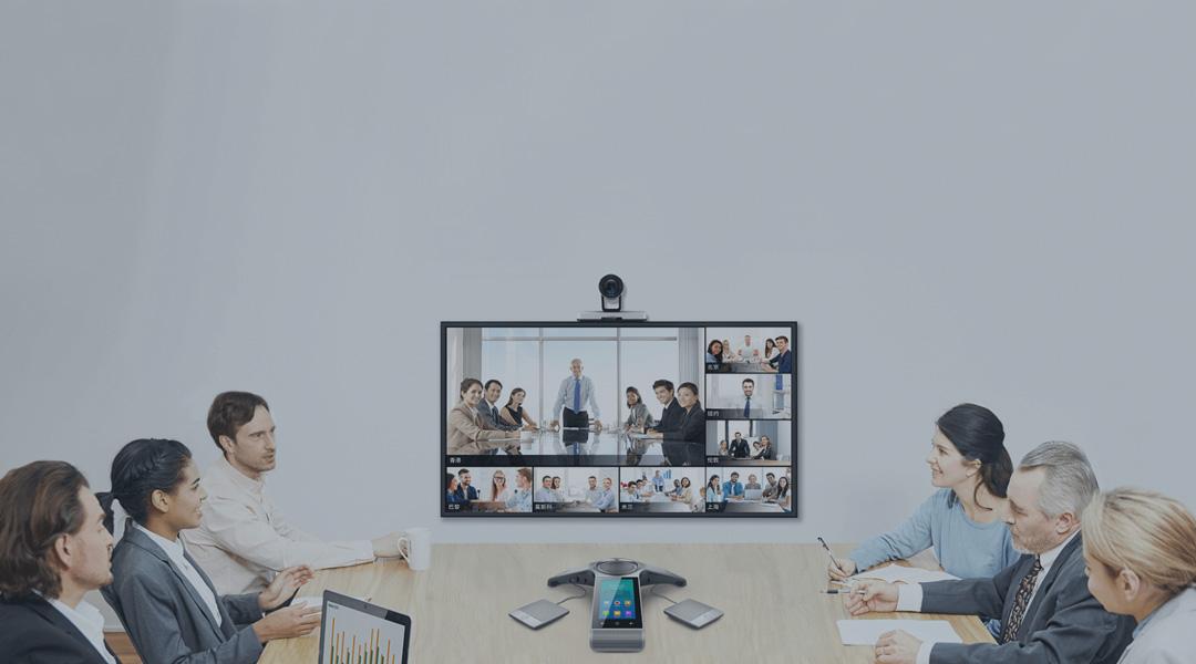 ZOOM高清面对面视频会议