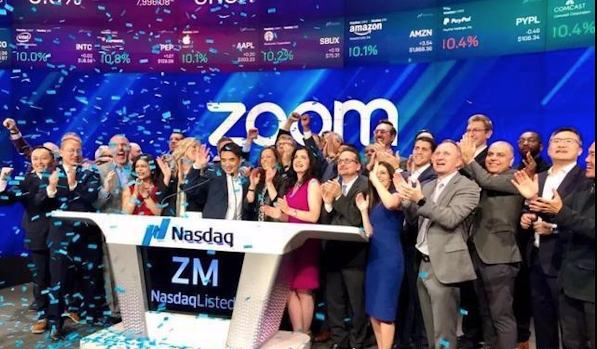 取代思科、Skype,Zoom 成为北美最受欢迎的视频会议品牌